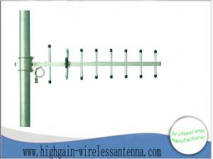 China cell phone GSM900 Mobile Directional Yagi Antenna 8 Element OEM on sale