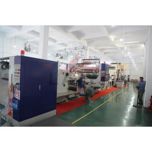 China LY-ADP Automatic Double Side Release Paper Extrusion Lamination Machine(With Second Unwinder) on sale