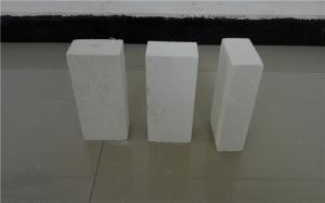 China Glass Fusing Kiln Insulating Fire Brick , Rectangle Ceramic Fire Brick on sale
