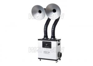 China Active Carbon Filter Chemical Fume Extractor for Air Cleaning Equipment 200W on sale