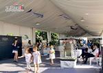 Windproof Commercial Frame Marquee Event Tent / Luxury Big Outdoor Wedding Tent