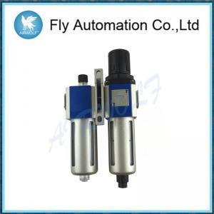 China Aluminum Alloy Automatic Air Treatment Unit 1 / 2 Inch Black Color Gfc300-15 on sale