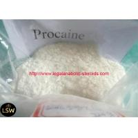 CAS 59-46-1 White Crystalline Powder Procaine Injectable Local Anesthetics