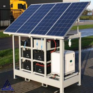 China 5KW 10kw 20kw  Off Grid Solar System Excellent Mechanical Load Resistance on sale