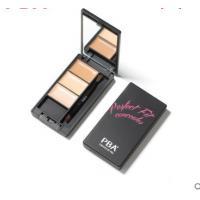 5 - Grid Three Color Color Correcting Concealer Palette , Eye Shadow Box UKD03