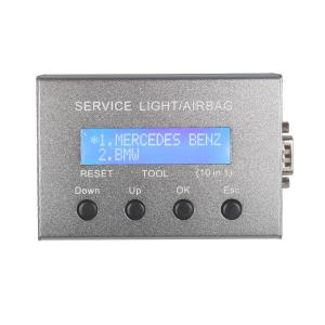 China Universal 10 in 1 Service Light & essential Airbag Reset Tool on sale