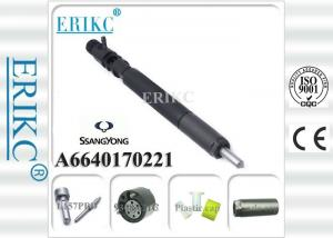 China EJBR04701D Delphi Diesel Fuel Injectors A6640170221 Truck Engine Oil Injector on sale