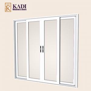 China Aluminum Sliding Patio Doors For Resident Model: 132 on sale