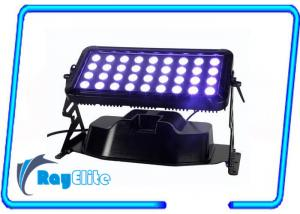 China Double Head Waterproof 36pcs 10W LED Wall Wash Light Led City Color on sale