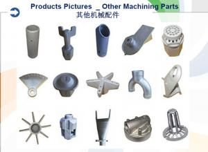 China Machined Investment Casting Services , Precision Investment Castings Chemical Engineering on sale