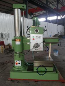 China Hydraulic drilling machine radial arm driller , CNC drilling machine on sale