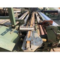 380V Fiberglass Wire Mesh Machine , Industrial Weaving Machine Easy Maintenance