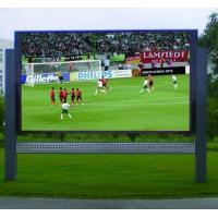14bit Video / Text P12 LED Display Boards High Definition , Commercial LED Screens
