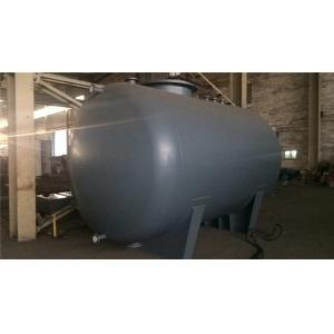 China Low Temperature Fiberglass Cylinder Chemical Tank for Gas Liquid Fuel Storage on sale