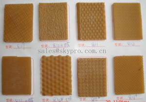 China Wear Resistant Natural Rubber Sheet for Shoe Sole / Boot Sole supplier