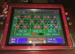 Large Funny Automated Roulette Machine Gambling Casino Game 210*210*130cm Size