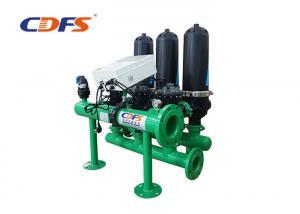 China 8 Bar Drip Water Filter , Industrial Sprinkler System Irrigation Filter on sale