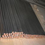 チタニウムの覆われた銅の丸棒
