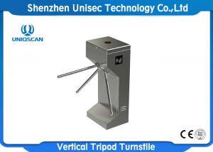 China Ut530-A Tripod Entrance Barrier Gate , Verticle Tripod Barriers For Access Control on sale