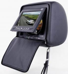 China 7 Car Headrest DVD Player on sale