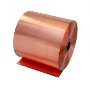 China ED Copper Foils for Flexible Copper Clad Laminate (FCCL), Fine Circuit FPC, LED coated crystal thin film. on sale