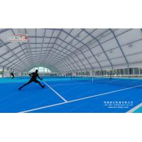 20m Polygon Sport Tent For Swimming Pool Cover Or Tennis Court