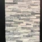 "Slate Culture Stone natural stone WPB-69 Corner 6 ""X 18"" X 6""  Flat Panel 6"" X 24"""
