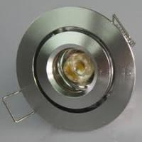 China 3W AC85V - 265V High-power High Brightness Recessed Led Ceiling Lights Fixtures BQ-B015 on sale