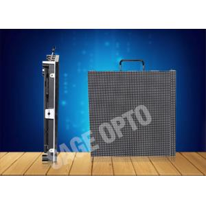 China Big Advertising HD LED Displays Wide Viewing Angle High Definition LED Display on sale
