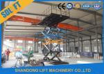 3T 8M Hydraulic Scissor Car Parking Lift Hydraulic Car Lift for Home Garage