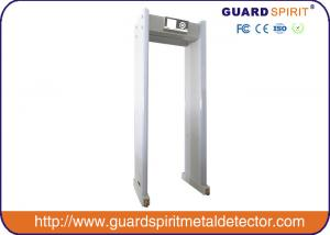 China Archway Airport Metal Detectors With Wheels / Remote Controller /5.7 LCD Monitor on sale