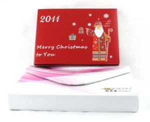 China A4 / A5 / A6  4.3 , 5 LCD Video Birthday Cards / Lcd Video Brochure Module on sale