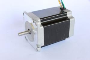 NEMA23 57MM 4 Phase 6 Wires Square Hybrid Stepper Motor , 57BH Stepper Motor for
