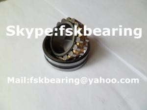China ISO NN3006K Double Row Cylindrical Roller Bearing Brass Cage on sale