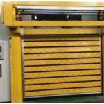 5000*7500 MM Metal Roller Shutter Door , Industrial Roll Up Door Long Using Life