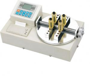 China Bottle Lid Torque Meter Universal Testing Machine ±1 Precision 2000HZ on sale
