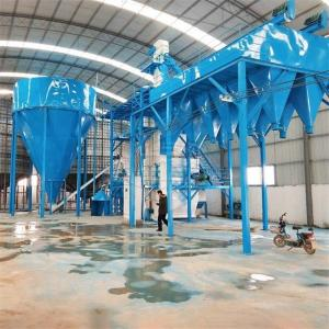 China 1-20T Poultry Feed Making Machine , Poultry Feed Manufacturing Machine on sale