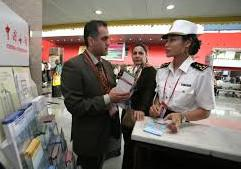China customs clearance service, airport clearance, UPS/DHL