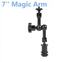 China 7 Inch Magic Arm, for Camera Camcoder DV LCD Monitor LED light Shoemount DSLR Rig on sale