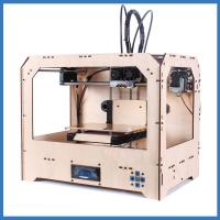 China Double print heads  Sla 3D Printer Prototyping with Windows , MAC software on sale