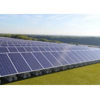 Watertight Photovoltaic Solar Energy Panels 2400 Mpa With Terminal Box