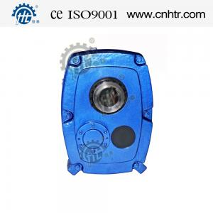 China Hollow Shaft Mounted Speed Reducer Gearbox Gear Motor Alloy Steel on sale