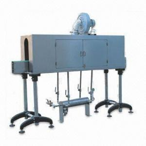 China 250W Shrink Tunnel with Steam Type Exclusive Device for Plastic Film Labels on sale