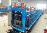 Automatic C Z Purlin Roll Forming Machine Galvanized Steel Cold Roll Former