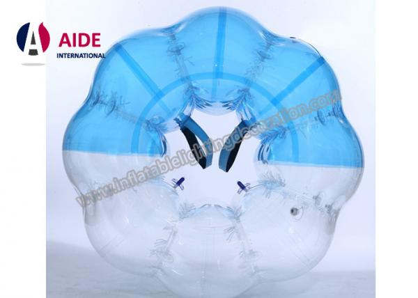 Water Walking Floating Roller Body Zorb Ball For Pool Games