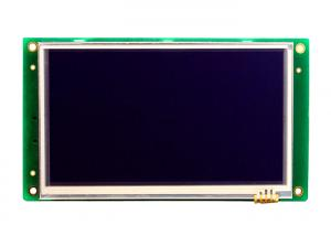 China Embedded Built In Industrial Capacitive Touch Screen 4.3 Inch 480×272 Resolution on sale