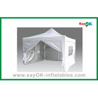 China Dye Sublimation Print Commercial Aluminum Popular Folding Tent on sale