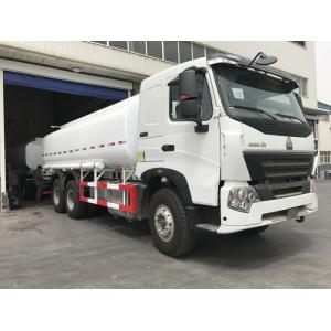 China RHD Heavy Duty Oil Liquid Tank Truck For Transportation Multi Color Optional on sale