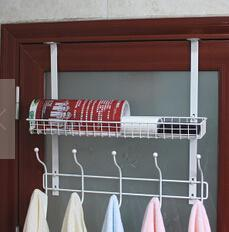 China over door metal wire storage rack,bath rack on sale