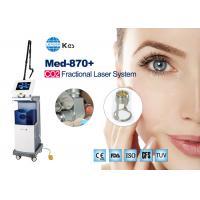 Skin Resurfacing Laser Equipment Co2 Fractional Laser Scar Acne Removal Machine MED-870+